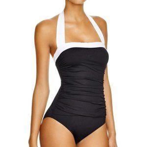 Lauren Ralph Lauren Bel Aire Bandeau Mio Swimsuit